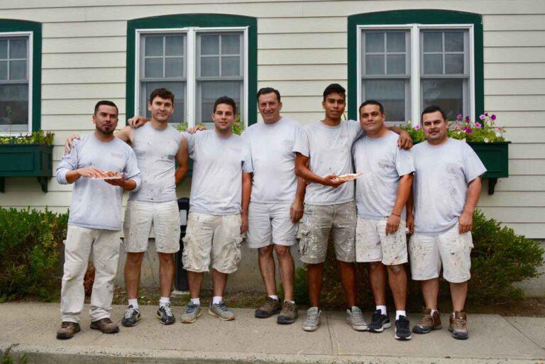 Bradsell team
