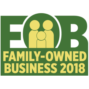 Family owned business award 2018