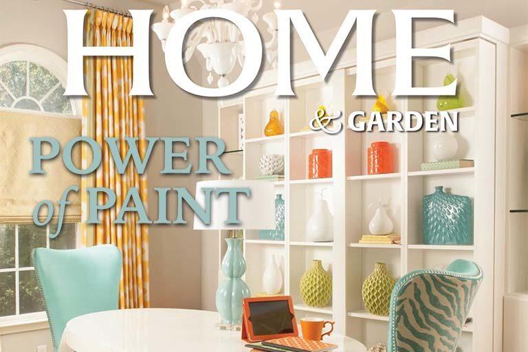 home & garden magazine