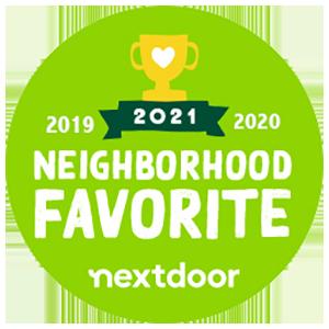 Neighborhood Favorite Logo 2021