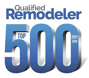 Qualified Remodeler Top 500 Logo